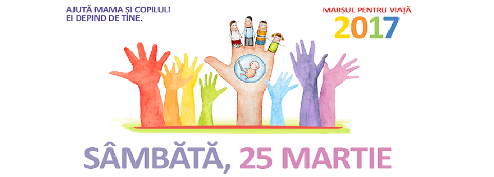 Marșul pentru Viață!